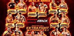 MMA Attack. WYNIKI! Sprawdź