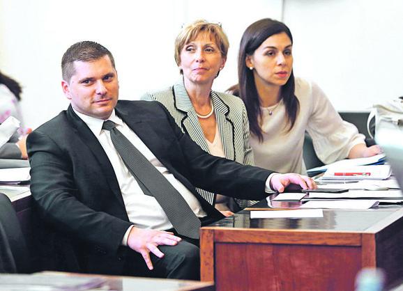 Nikola Nikodijević iz SPS izabran je po drugi put za predsednika skupštine grada Beograda