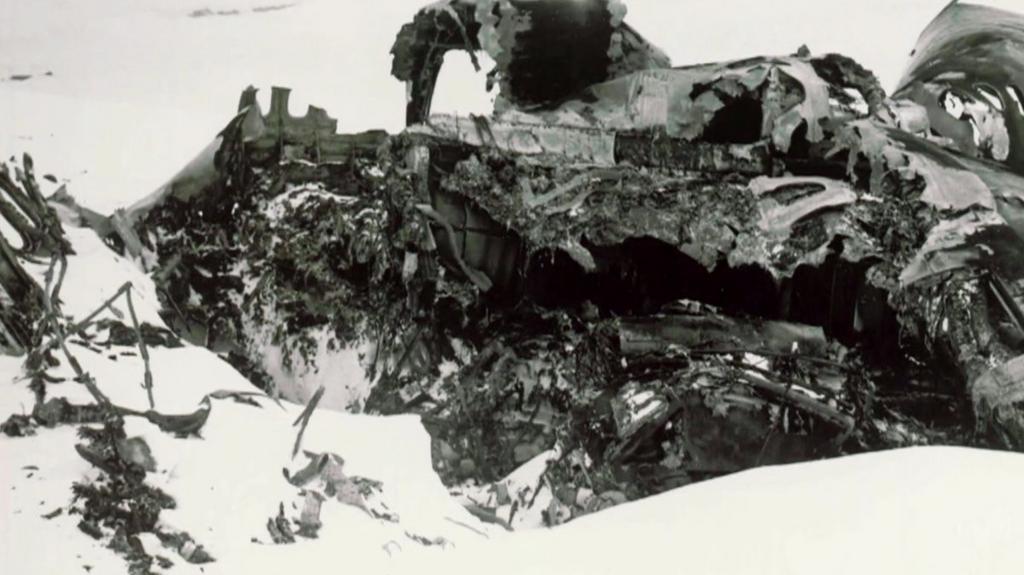 Przyczyny katastrof lotniczych: Nagłe zderzenie