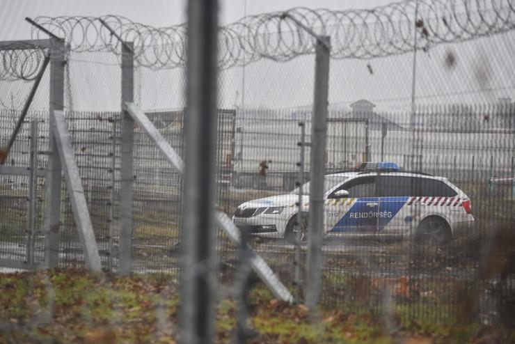 Magarska Horgos migranti 15 foto epa edvard molnar