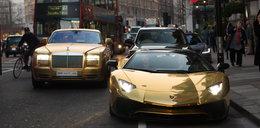 Ale kicz! Oto są samochody bogaczy