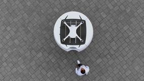Matternet Station - automatyczna stacja dla dronów-dostarczycieli