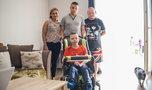 Pani Sylwia walczy o lepszy dom dla niepełnosprawnych synów. Serce matki kocha najmocniej!