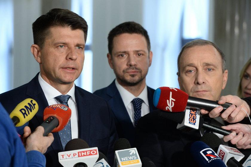 Liderzy opozycji