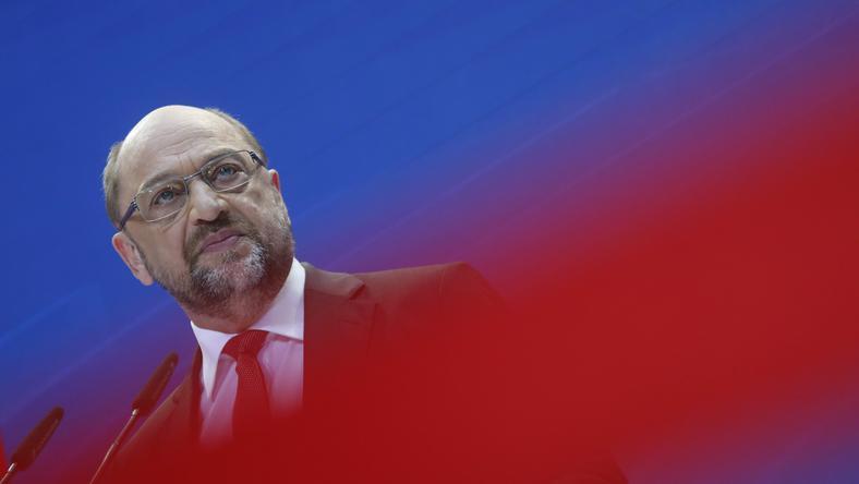 Martin Schulz poprowadził socjaldemokratów z SPD do największej klęski od czasu II Wojny Światowej
