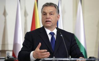 Orban: Działania KE w związku z rzekomym naruszeniem praw LGBT to 'chuligaństwo prawne'