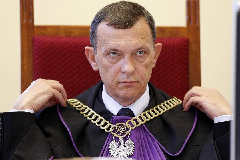 Sędzia Michał Niedopytalski