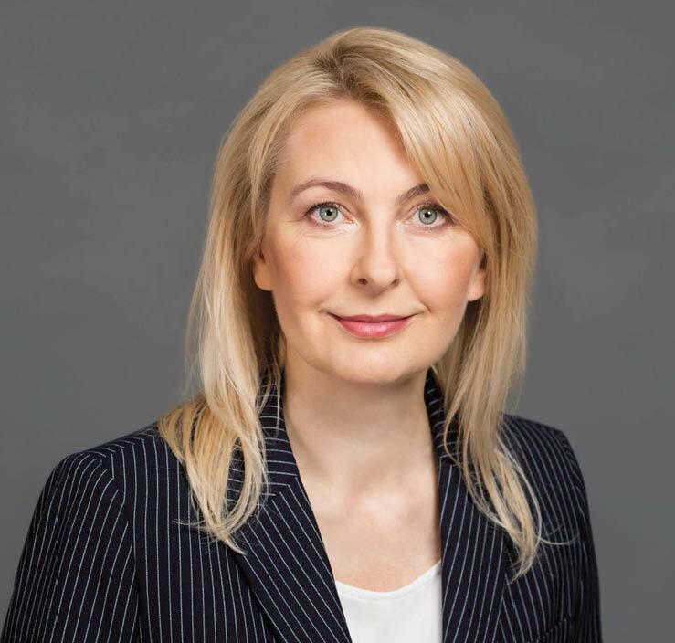 Barbara Adamska, prezes Polskiego Stowarzyszenia Magazynowania Energii. fot. Tomasz Paweł Puchalski/Materiały prasowe