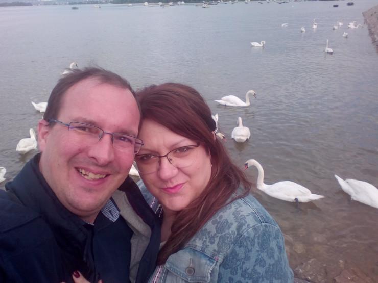 Fabian i Tanja Vendrig