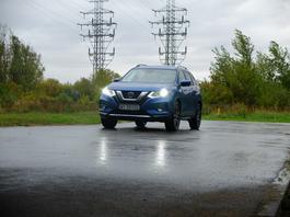 Nissan X-Trail 1.7 dCi - wybór nie serca, lecz rozsądku