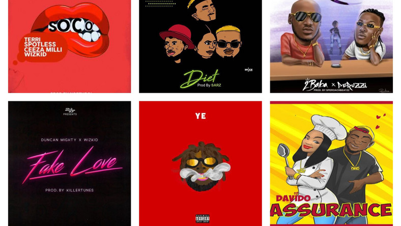 Here are the Top 10 Nigerian songs of 2018 - Pulse Nigeria