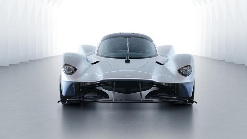 Aston Martn Valkyrie