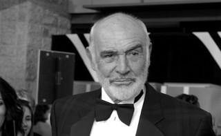 Zmarł Sean Connery, najsłynniejszy odtwórca roli Jamesa Bonda