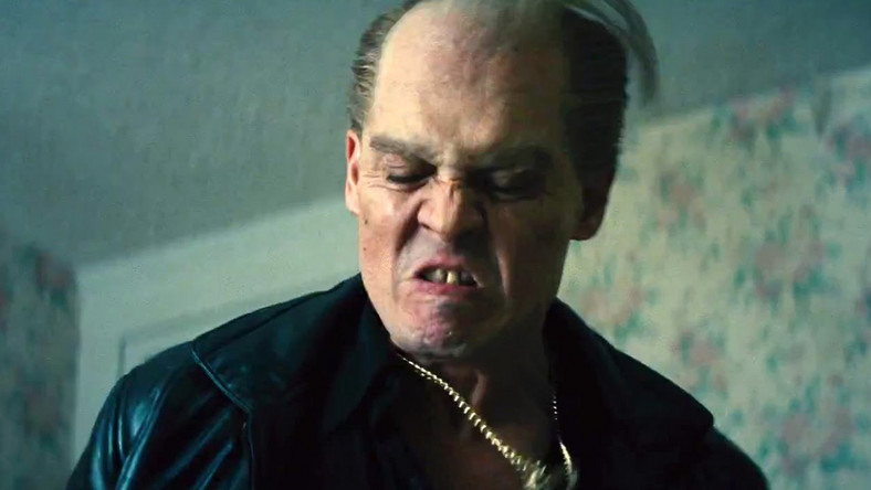 "Johnny Depp jest gangsterem w ""Black Mass"""