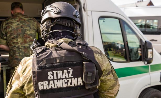 Od początku września Straż Graniczna odnotowała już ponad 3,5 tysiąca prób nielegalnego przekroczenia granicy Polski z Białorusią.