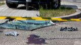 Kierowca bmw zabił go na oczach dzieci