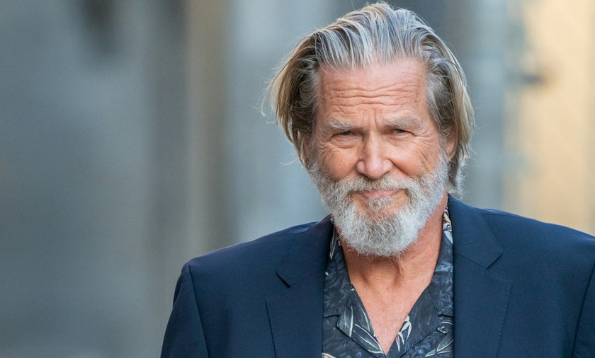 Jeff Bridges od roku walczy z chłoniakiem. Na początku roku zaraził się koronawirusem
