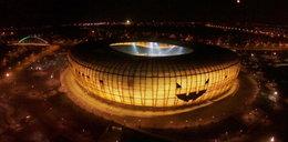 Stadion jak dynia-gigant! W Polsce!