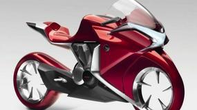 Honda tworzy sportową maszynę z silnikiem V4