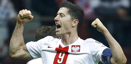 Lewandowski królem strzelców eliminacji Euro 2016!
