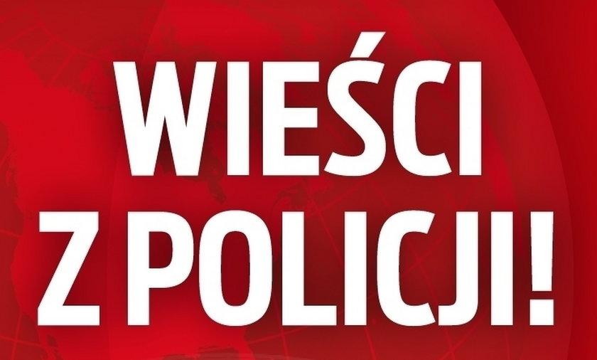 PLANSZA ZASLEPKA WIESCI Z POLICJI 4x5
