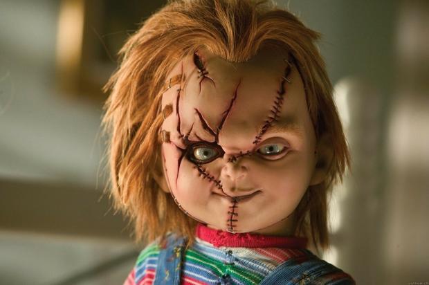 """""""Laleczka Chucky"""" - kadr z filmu"""
