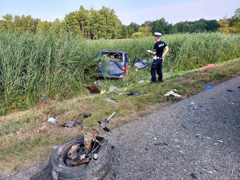 Zmarła ofiara pijaczki za kierownicą.