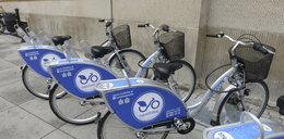 Ukradł rower miejski za 2 tys. zł