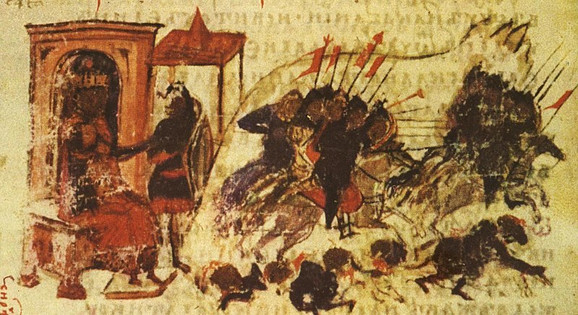 Opsada Konstantinopolja