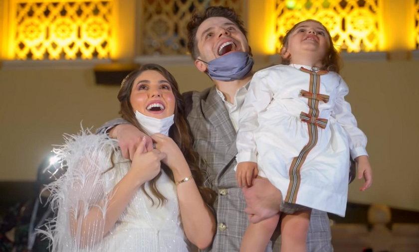 Dubaj: wynajęli Burj Khalifę, by zdradzić płeć dziecka