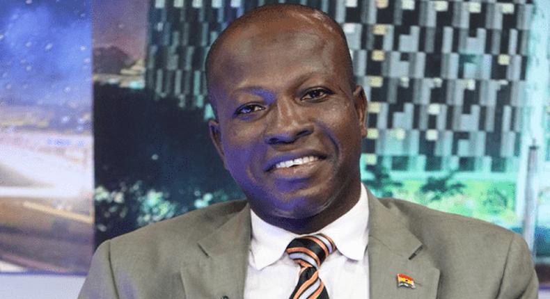 James Kwabena Bomfeh Junior