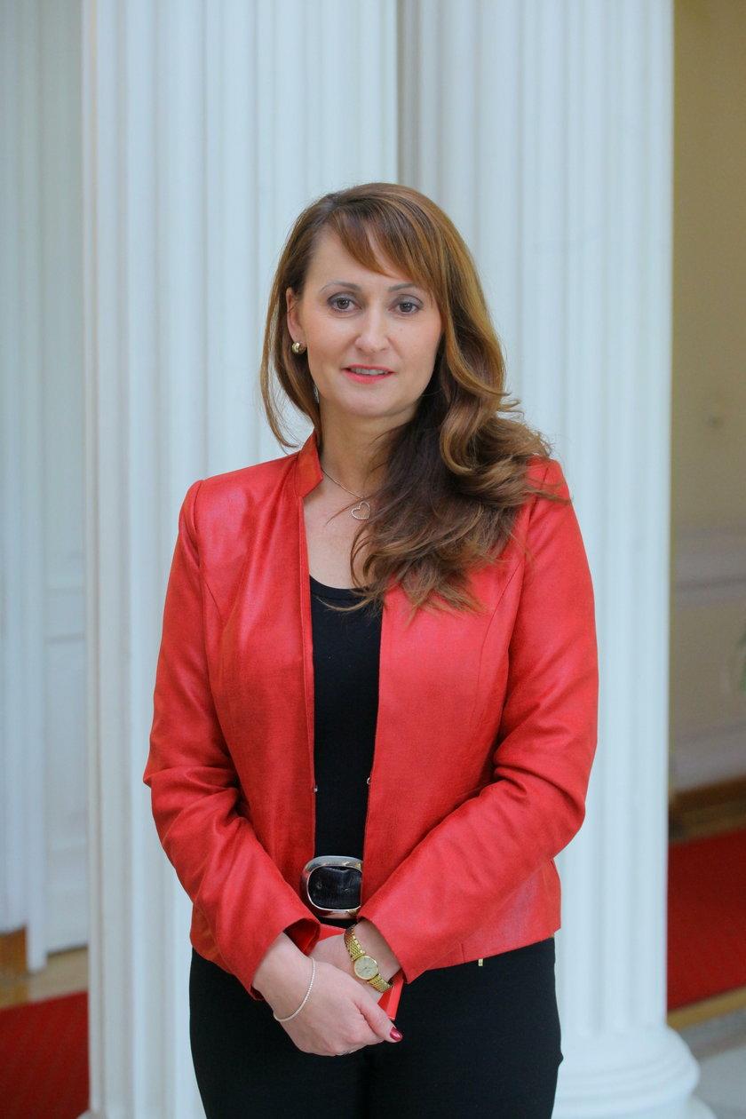 Renata Kaznowska (48 l.), wiceprezydent Warszawy