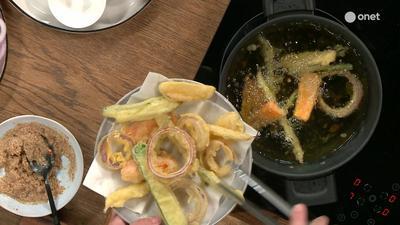 Onet Rano #Od kuchni: Jesienne warzywa z sosem orzechowym