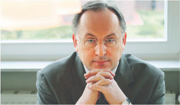 Alfred Bieć, ekspert Parlamentu Europejskiego ds. rynków finansowych Fot. Archiwum