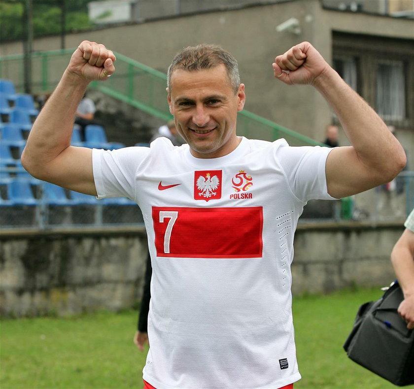 Piotr Ś. były piłkarz reprezentacji skazany