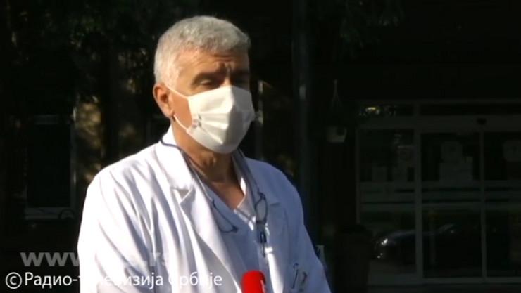Direktor Instituta za ortopedsko-hirurške bolesti Banjica, Zoran Baščarević