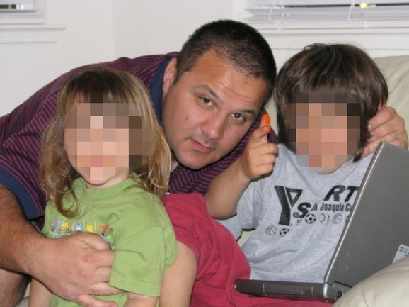 Drama i dalje traje: Vuk Nastć sa decom