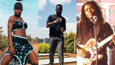 'Wiyaala, Tracy Chapman on a record is a must' - Sarkodie dreams