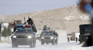 Atak na bazę w Bagram: Polski żołnierz ranny w Afganistanie