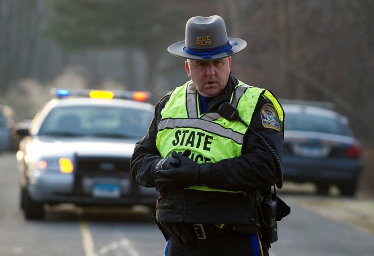 SAD policija konektikat