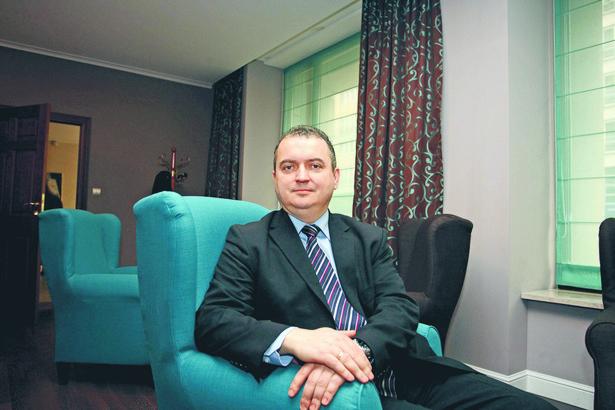 Tomasz Janik , prezes KRN /Fot. Wojtek Górski