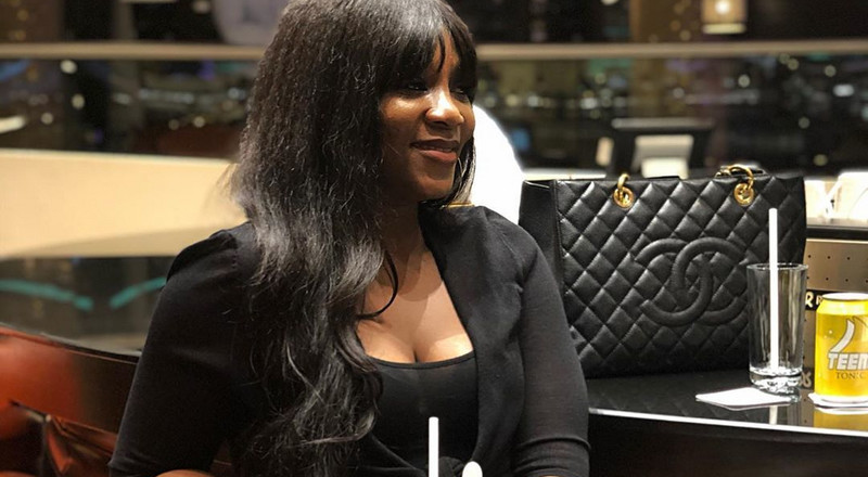 Twitter Nigeria loves Genevieve Nnaji's viral TikTok video