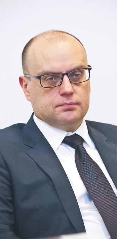 prof. Adam Mariański, przewodniczący Krajowej Rady Doradców Podatkowych fot. Wojtek Górski