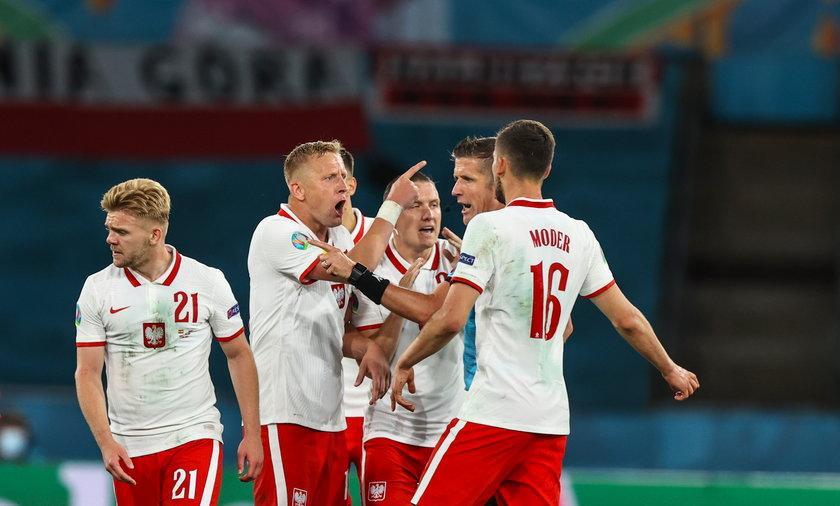 19.06.2021 HISZPANIA - POLSKA UEFA EURO 2020 PILKA NOZNA