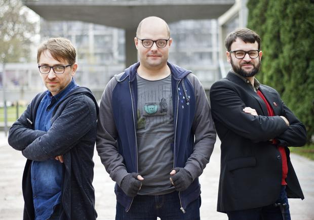 Zoran, Đorđe i Ivan
