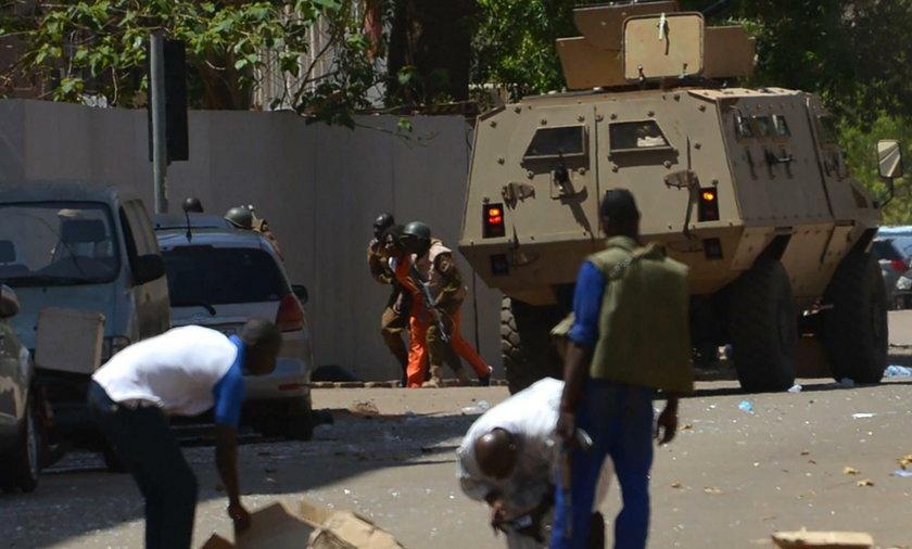 Ataki w Wagadugu w Burkina Faso