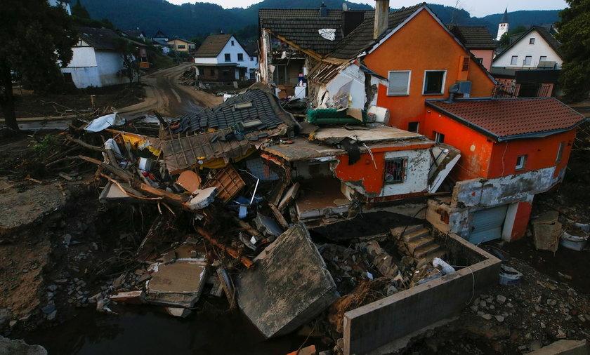Tragiczny obraz zniszczeń w Niemczech!