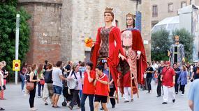 Barcelona celebruje Marce - największe święto miasta
