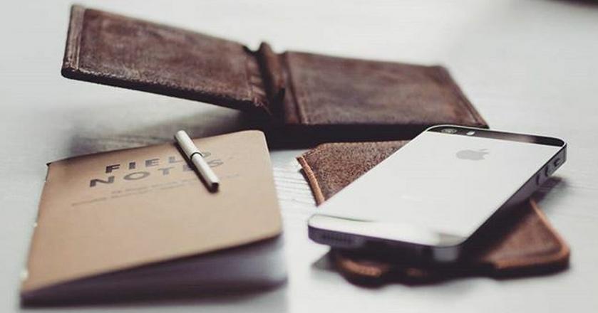 Woolet to inteligentny portfel, który komunikuje się z twoim smartfonem