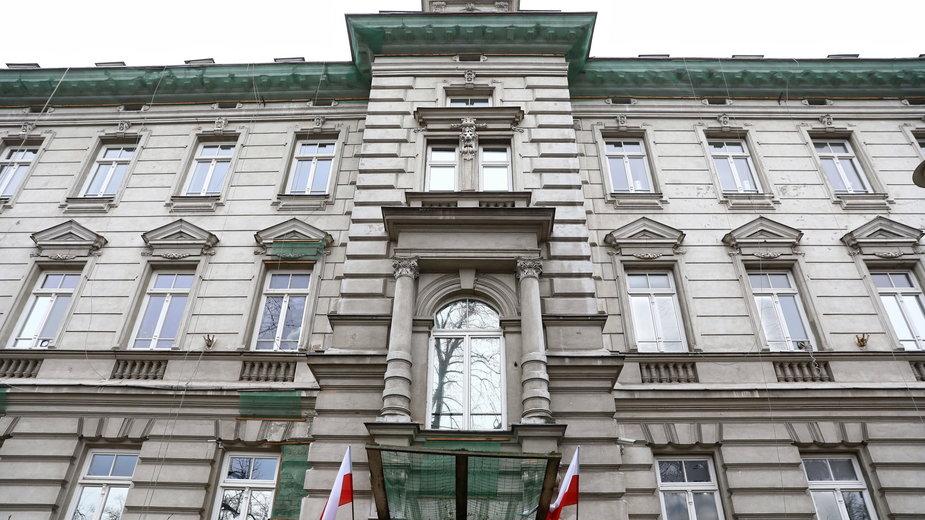 Siedziba CBA w Warszawie